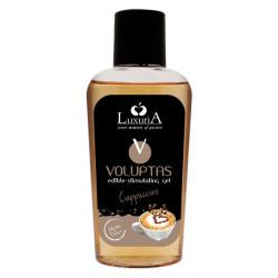Luxuria Voluptas Cappuccino Lubrificante effetto calore