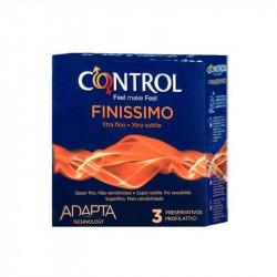 Control Finissimo Preservativi Sottili