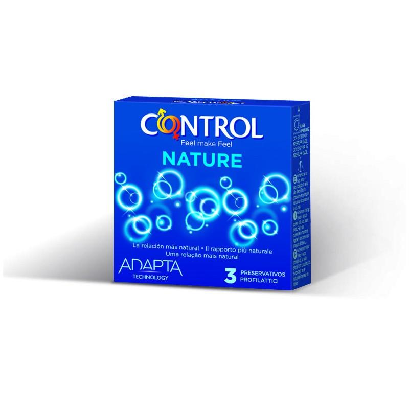 Control Nature Preservativi Classici
