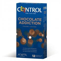 Control Chocolate Aaddiction - Preservativi gusto cioccolato