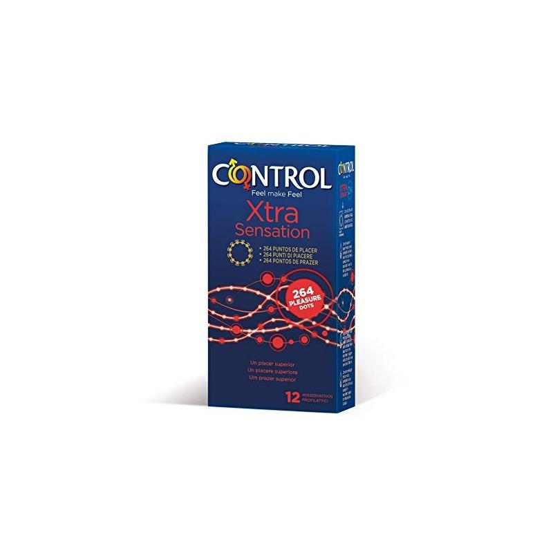 Preservativi Control Xtra sensation