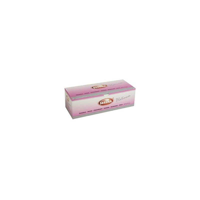 Preservativi Serena Platinum Fragola Profilattici Aromatizzati