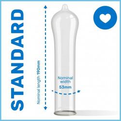 Preservativi Pasante Regular Profilattici Classici