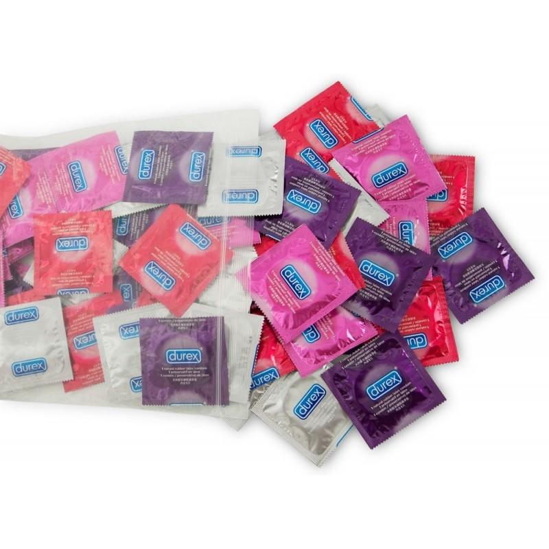 Preservativi Durex Fun Explosion Profilattici Misti