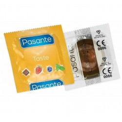 Preservativi Pasante Chocolate Profilattici al Cioccolato